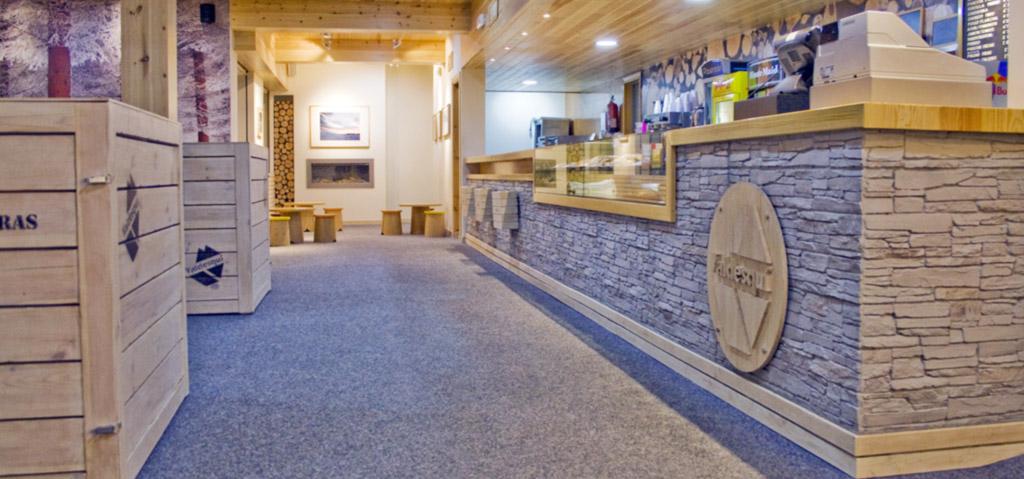 Cafeteria 1800 Valdesqui