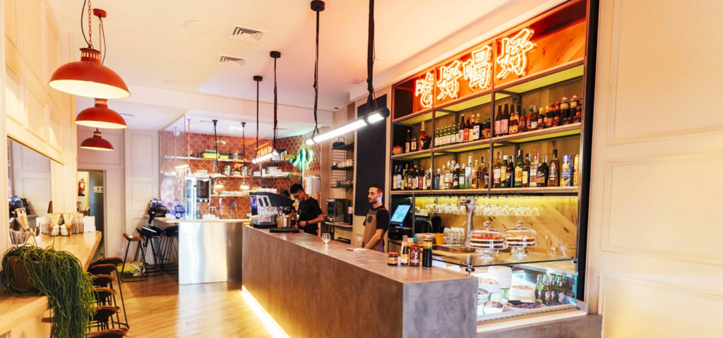 Restaurante Hongkones